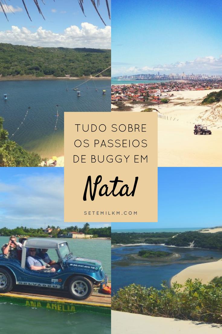 Rio Grande do Norte: Tudo sobre os passeios de buggy em Natal