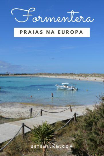 Melhores praias de Formentera, Espanha
