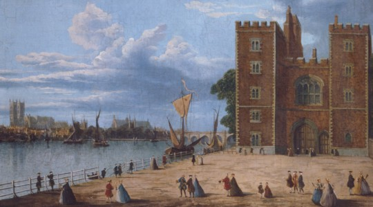 Lambeth_Palce__painting_of_Mortons_Towerwith_view_across_River_Thames_to_Westminster_late_18th_century-2