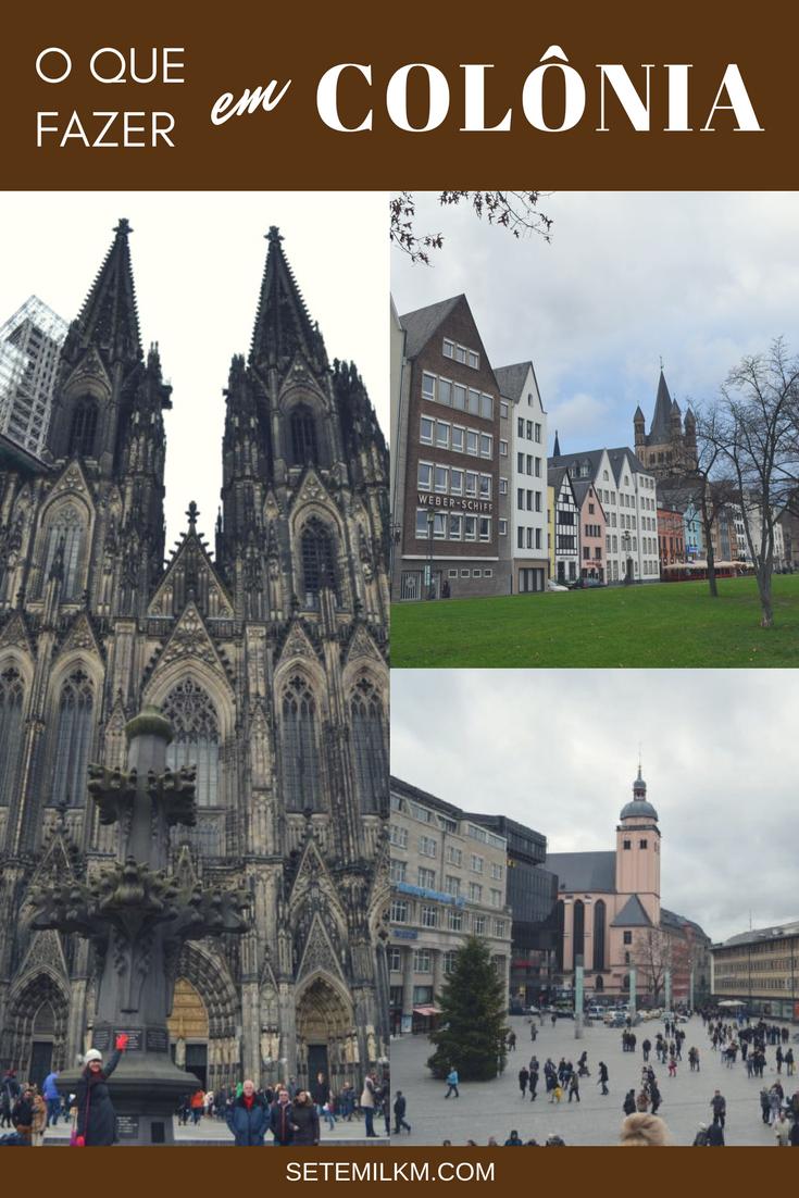 O que fazer em Colônia, Alemanha