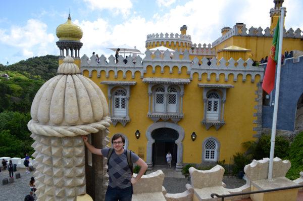 Palácio da Pena - Um dia em Sintra