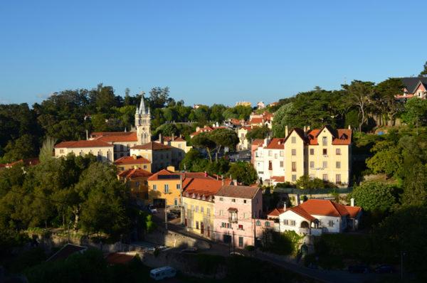 Um dia em Sintra