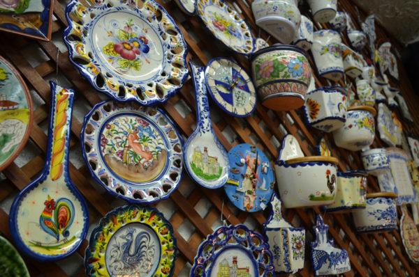 Artesanato português em Sintra