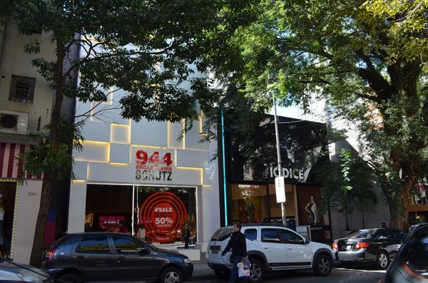 Primeira vez em São Paulo - Oscar Freire