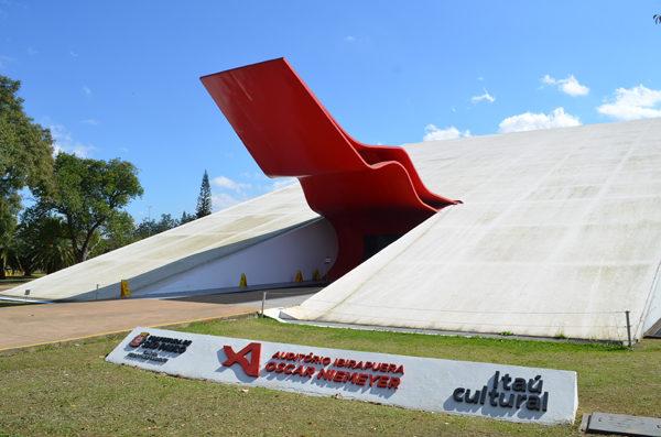 Arquitetura Parque do Ibirapuera