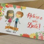 Save the Date – faltam 6 meses!