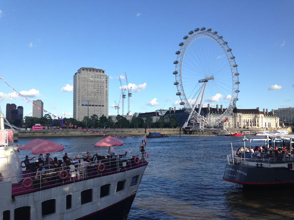 Good Ship Benefit Londres