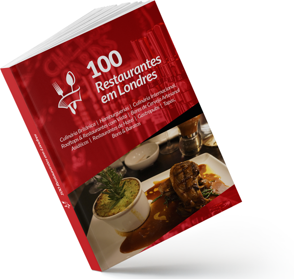 guia 100 melhores restaurantes em Londres