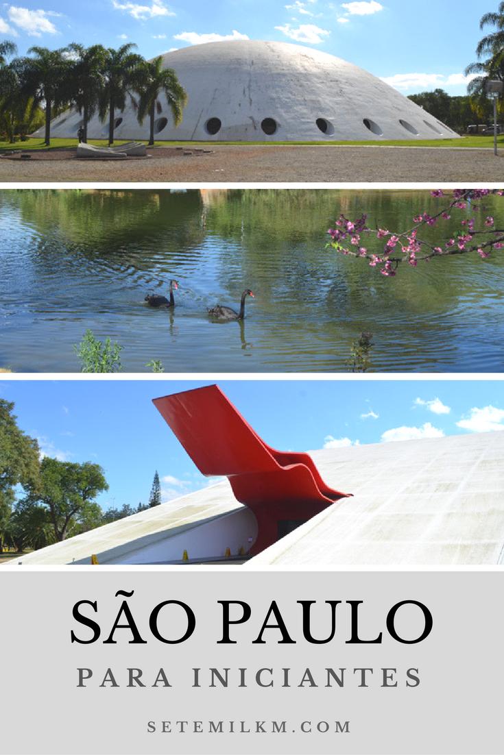 São Paulo para iniciantes - um guia pela capital paulista