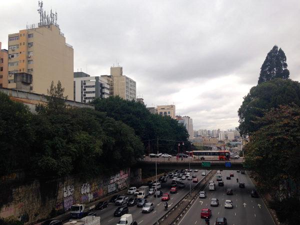 Primeira viagem pra São Paulo