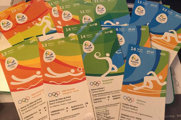 Primeiras impressões do Rio 2016