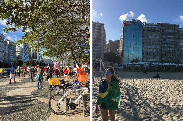 Copacabana Olimpíadas Rio 2016