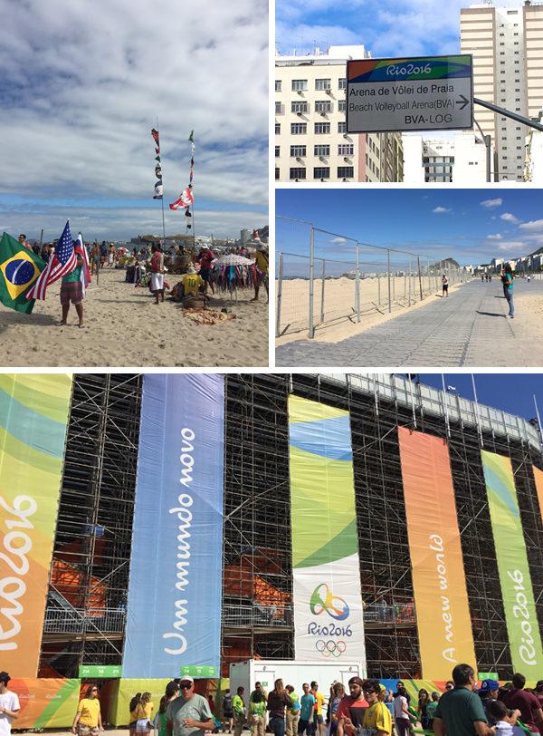 Vôlei de praia Rio 2016