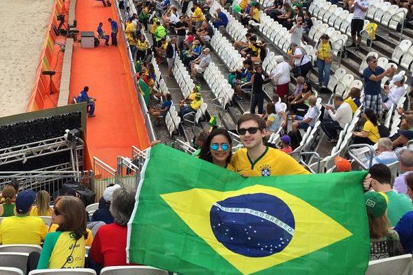 Rio 2016: Vôlei de praia e Michael Phelps!