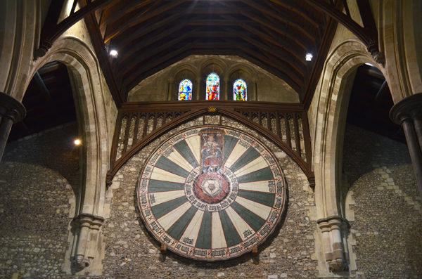 Távola Redonda Winchester