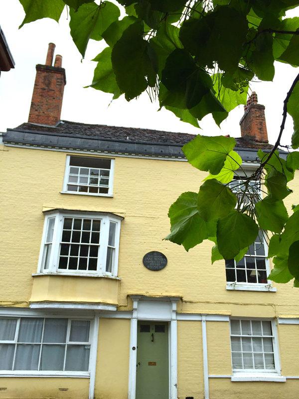 Um dia em Winchester - Jane Austen
