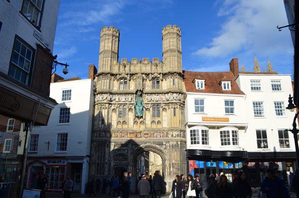 Um dia em Canterbury