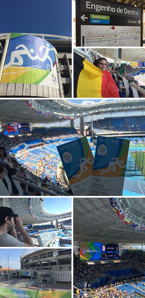 Engenhão Olimpíadas Rio 2016