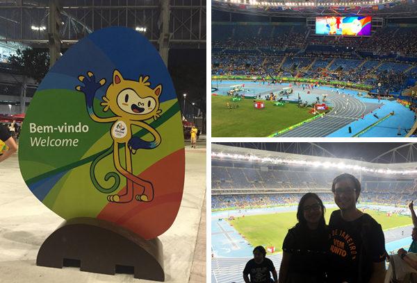 Engenhao Rio 2016