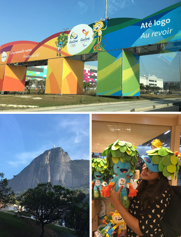 Rio 2016 welcome