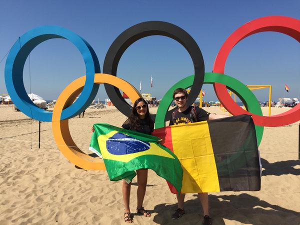 Copacabana Rio2016 arcos olimpicos