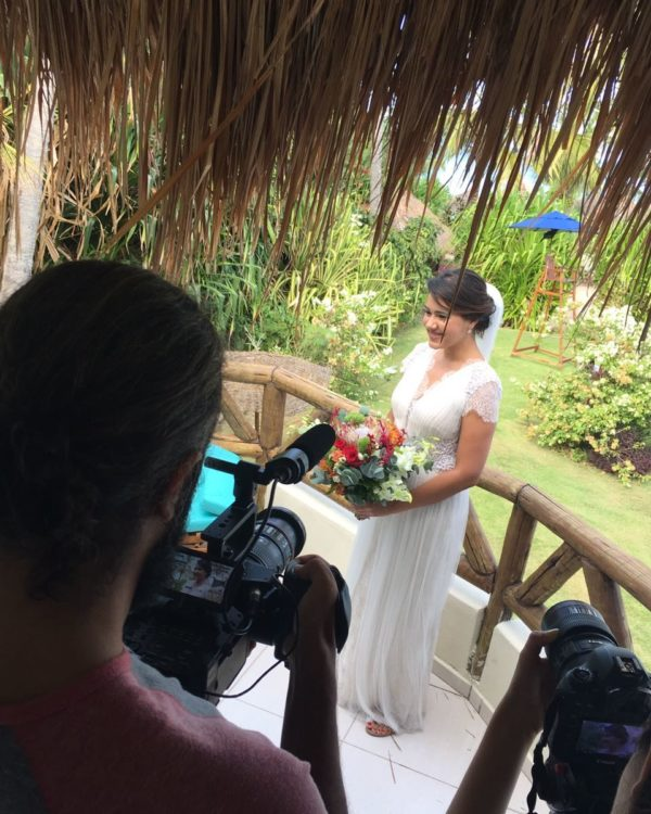 Making of noiva - Casamento na Pousada Praia dos Carneiros - Thaís & Nic