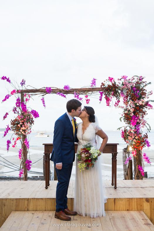 Decoração casamento Praia dos Carneiros