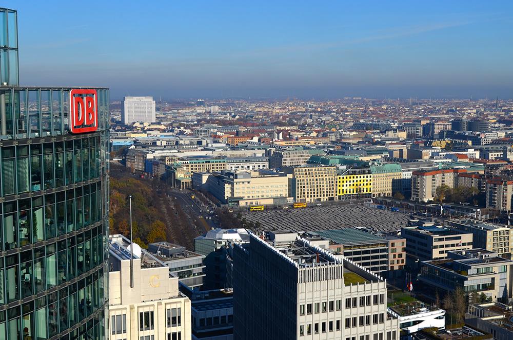 Final de semana em Berlim
