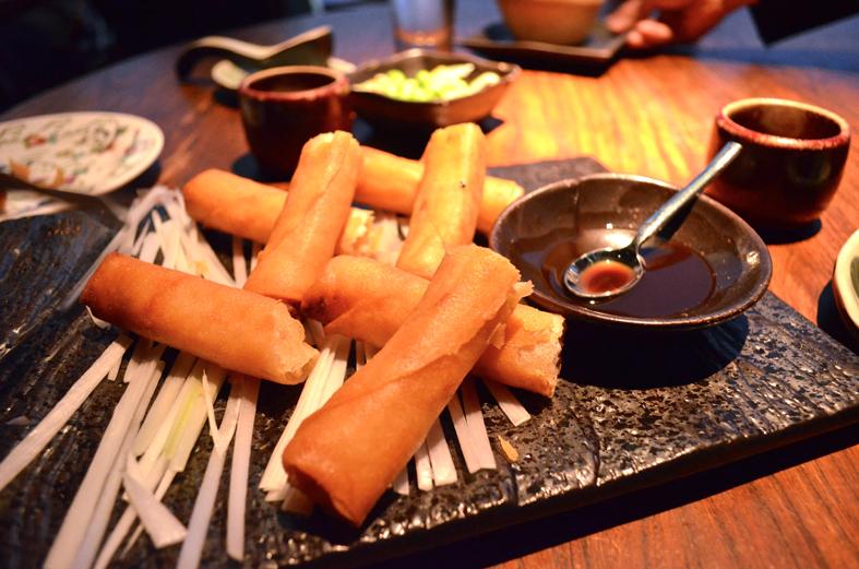 Hutong Restaurante em Hong Kong