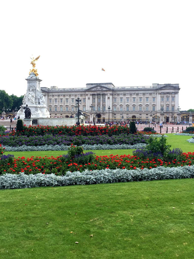 Londres - Buckingham Palace, Palácio de Buckingham