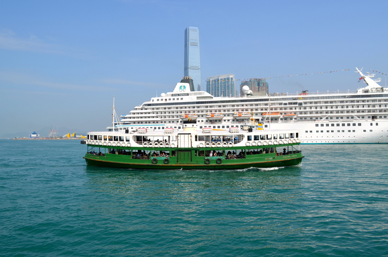 Hong Kong - Star Ferry Kowloon