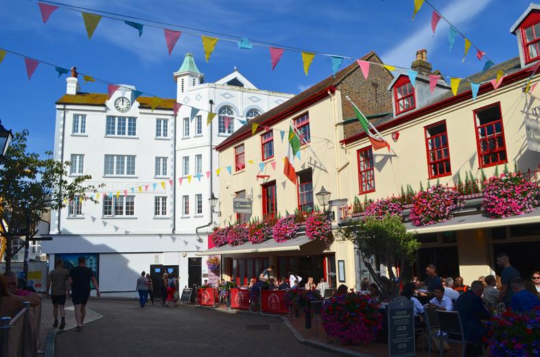 Restaurantes em Brighton - Sete Mil Km - Um dia em Brighton