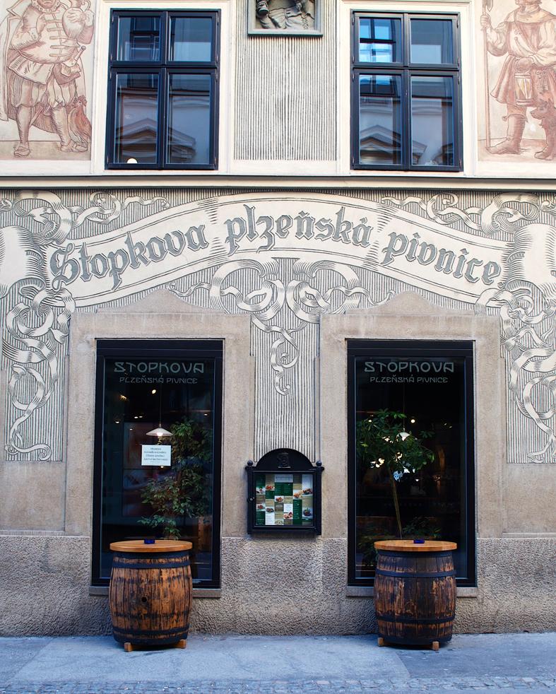 Restaurante em Brno