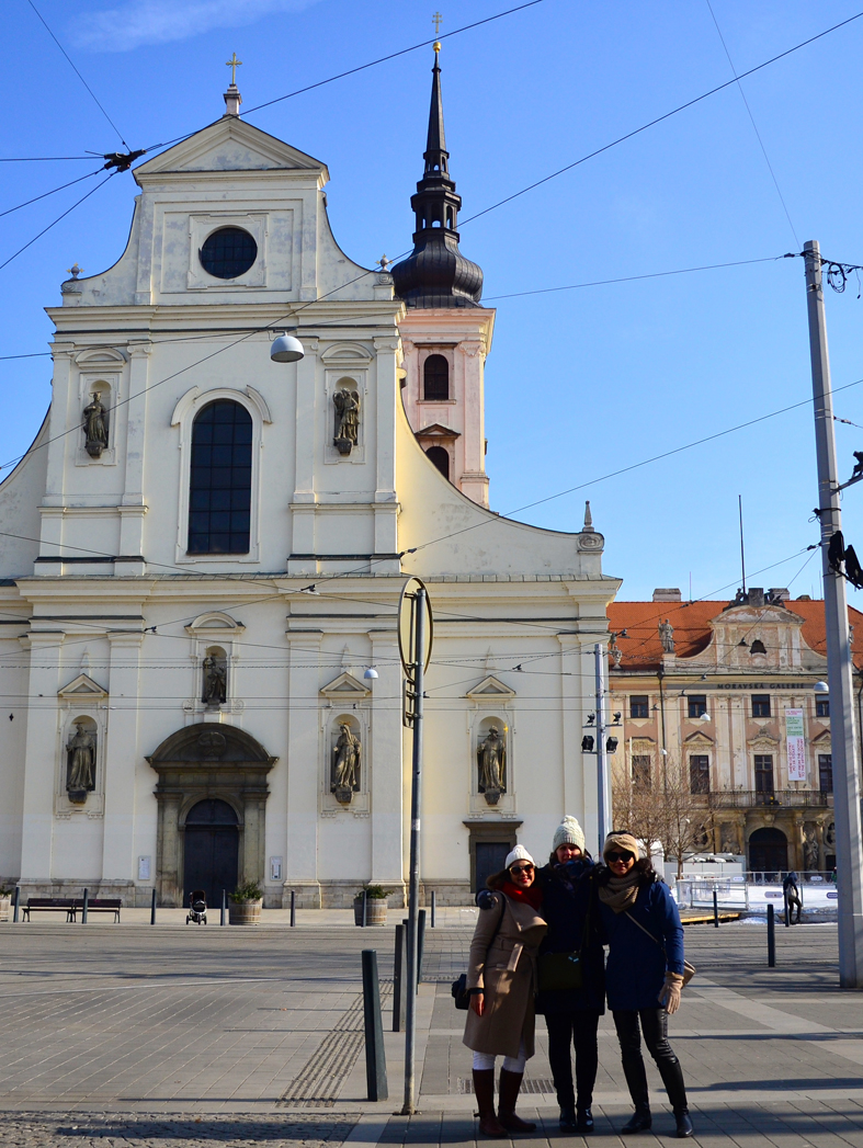 Igreja de S. Tomás, Brno