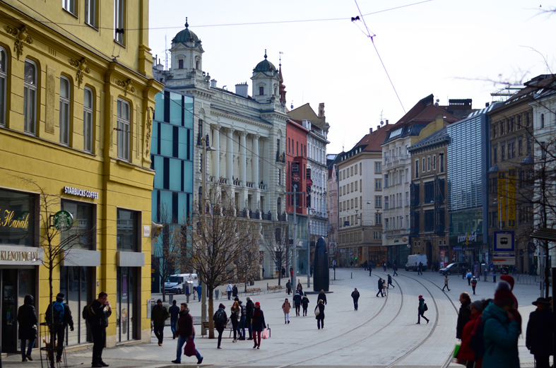 Brno - Viagem surpresa para República Tcheca