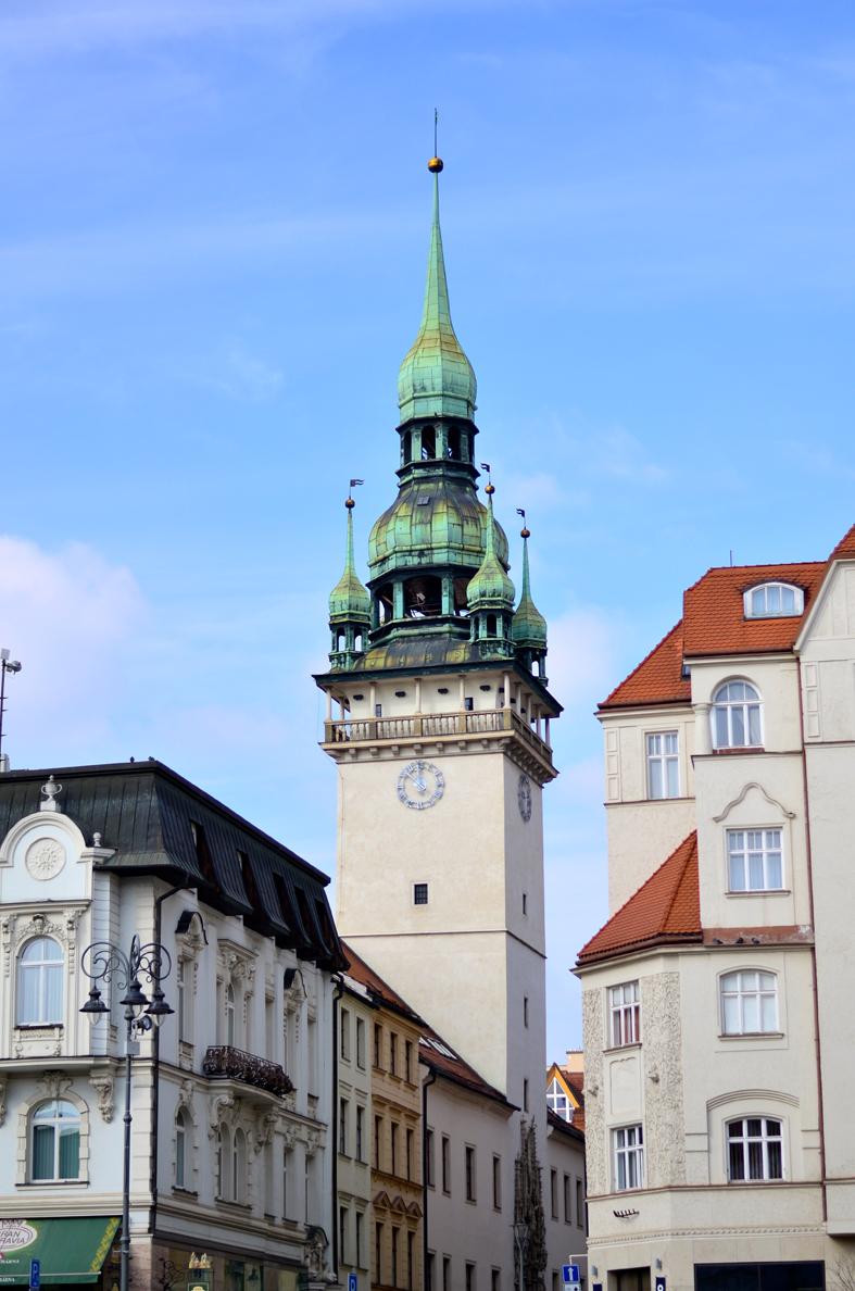 Torre da prefeitura