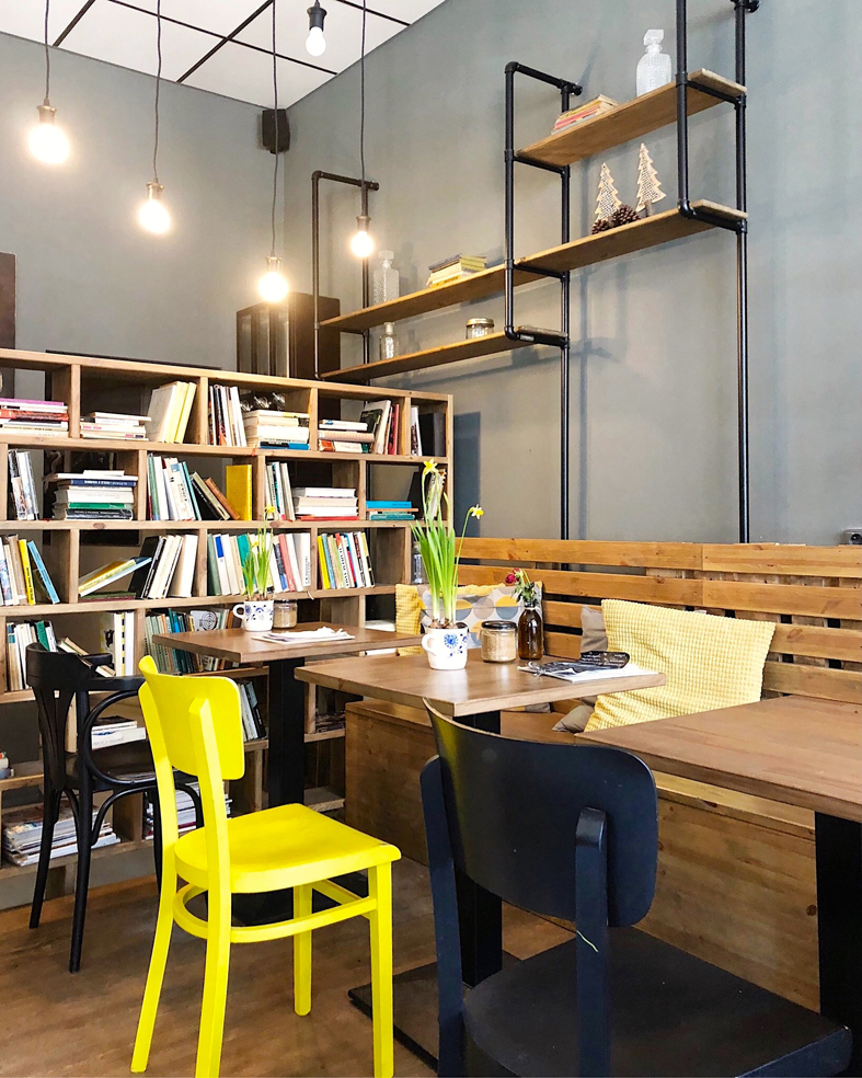 Café em Brno