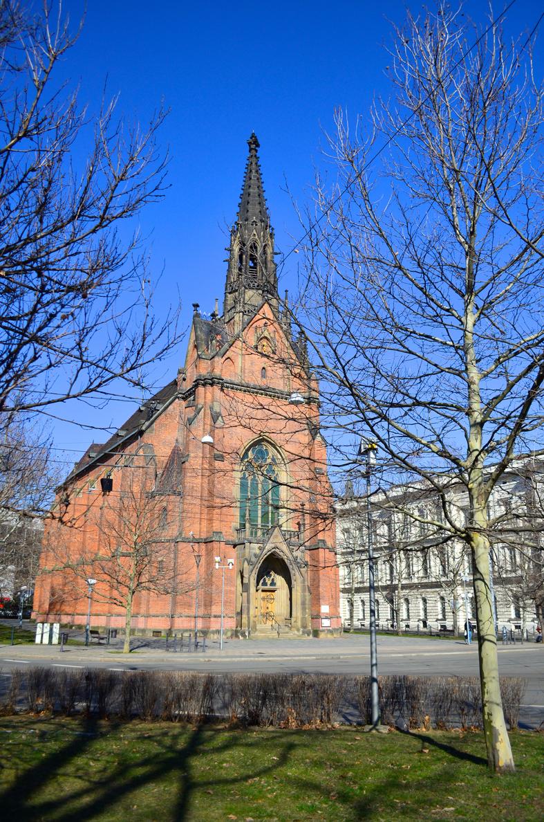 Igreja de J.A. Comenius