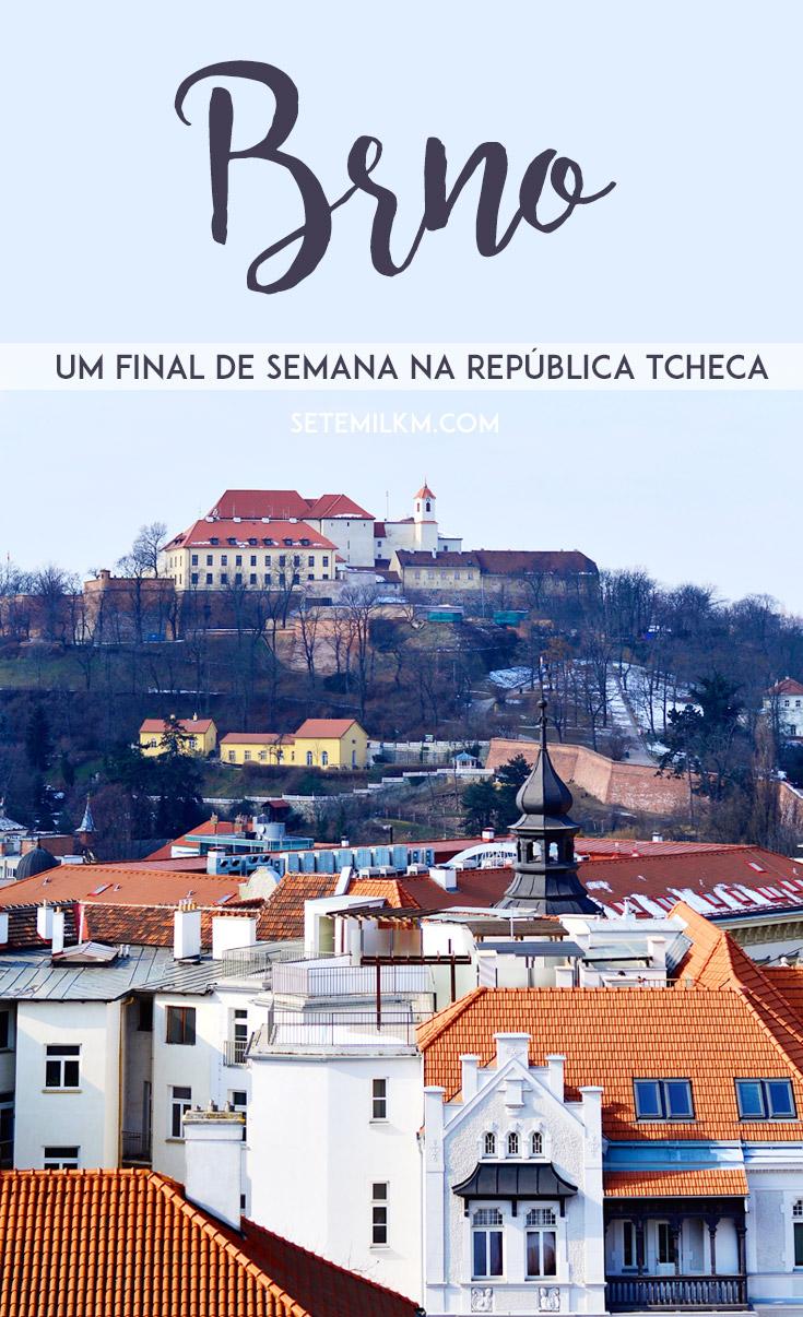 O que fazer num final de semana em Brno, República Tcheca. #Viagem #Europa