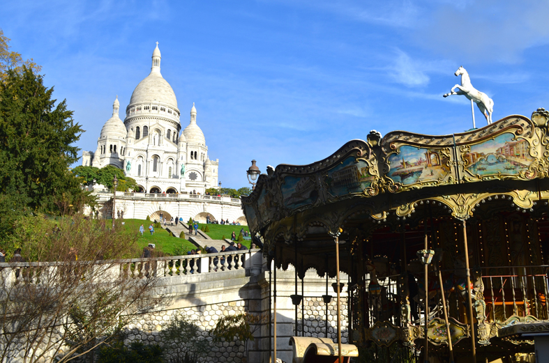 Sacré-Coeur - Montmartre, Paris