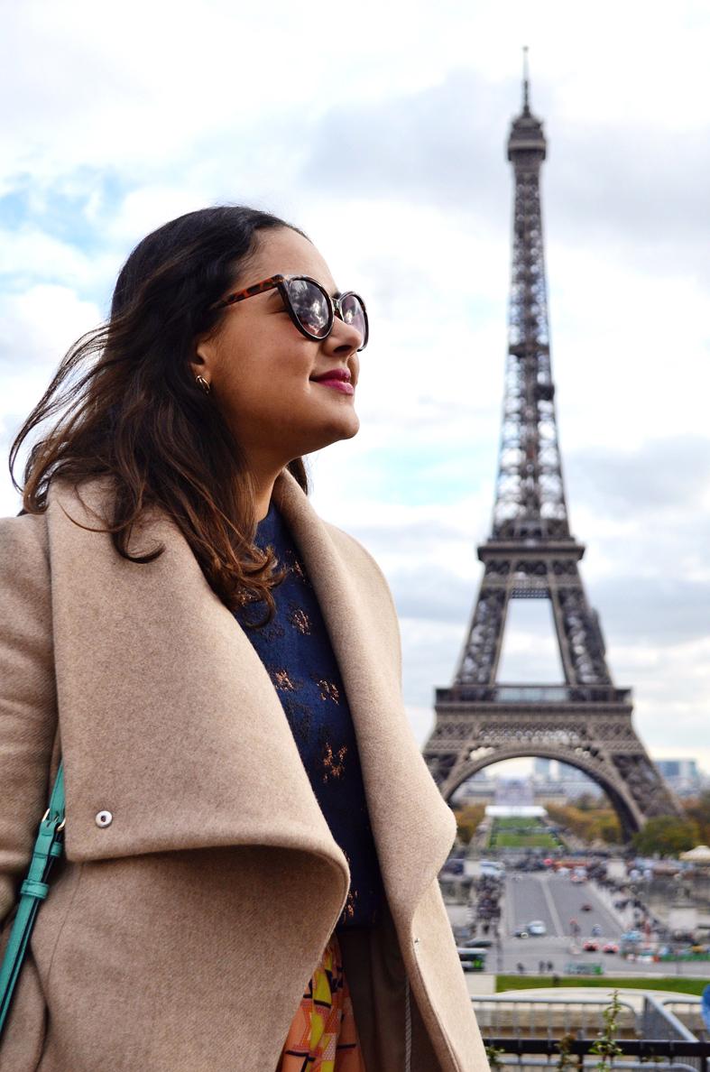 Torre Eiffel - Sete Mil Km