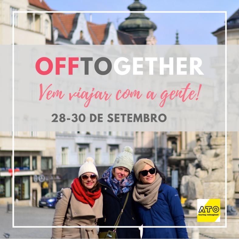Off Together - Viagem em grupo