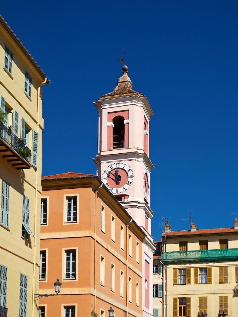Tour de l'Horloge, Nice, França