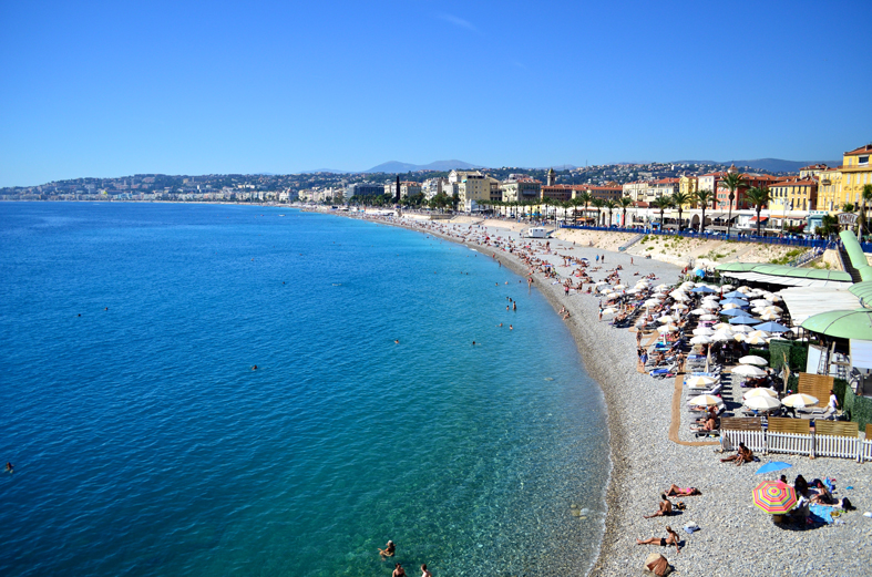 Baie des Anges em Nice, França - #OffTogether - Sete Mil Km