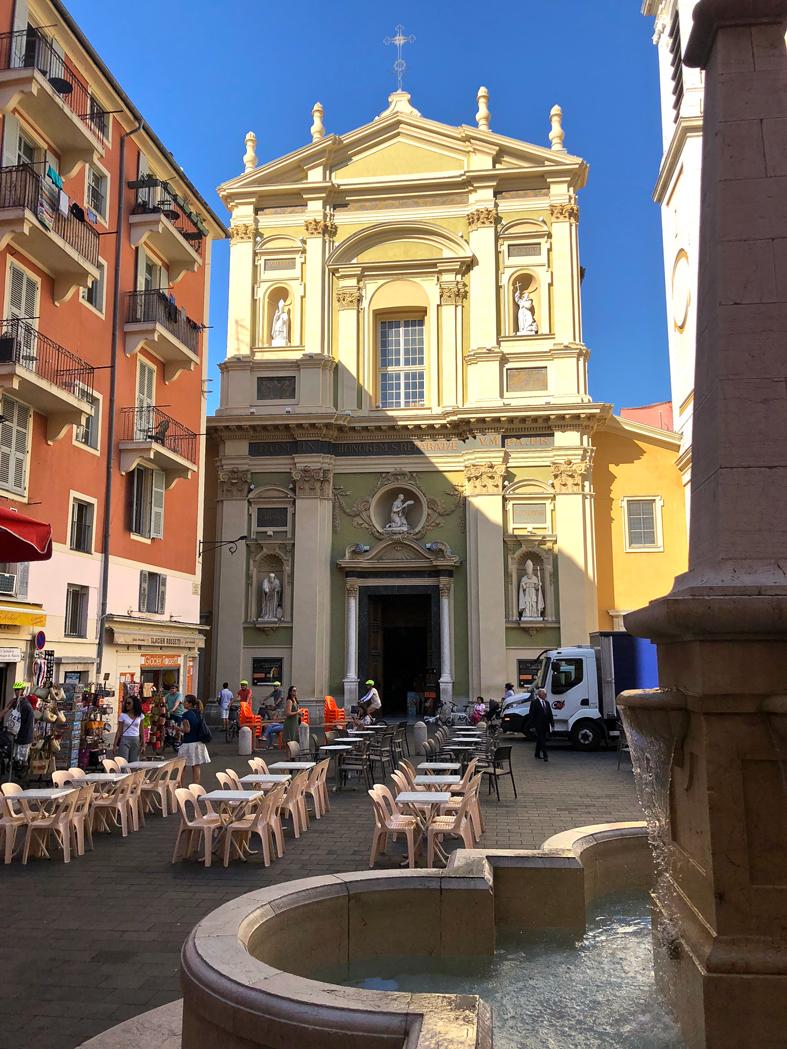 Place Rossetti em Nice