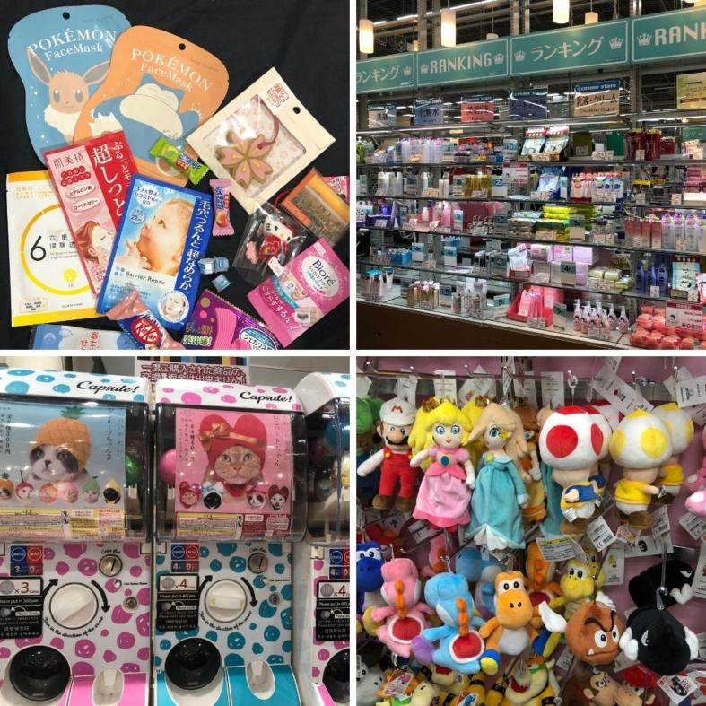 Compras no Japão